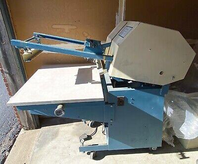 Medalist V-14 Screen Printing Press
