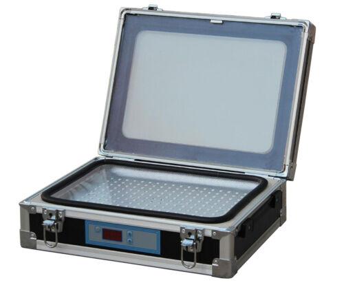 220V UV Light Exposure Machine Single Side PCB Exposure Box Photosensitive Plate