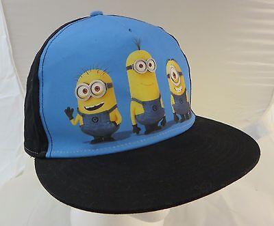 Despicable Me 2 minions  baseball cap hat - Despicable Me Hat