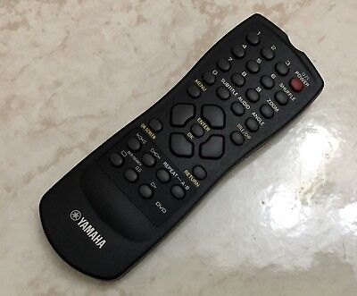 YAMAHA RC1113202/00 Remote Control for Yamaha DVDS510, DVDS530, DVS5350