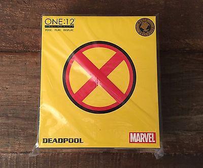 Mezco Toyz One:12 Collective X-Men Deadpool 2017 SDCC Exclusive