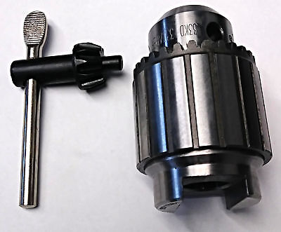 Jacobs 6281d 33kd-33 Plain Bearing Medium Duty 12 Chuck Mount J33