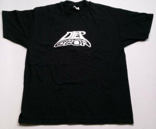 Super Rare Deep Cotton T-Shirt Wondaland Nate Wonder Chuck Lightning Black XL