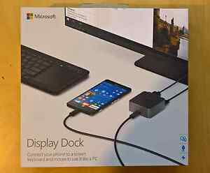 Brand New Microsoft Display Dock (never opened)