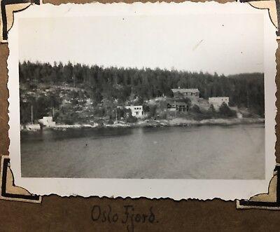 E034 Norwegen- Norway Oslofjord Oslo