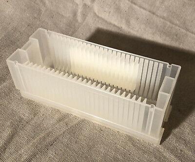 Wafer 2 Carrier Cassette Cartridge Holder Pffe Teflon 25 Slots Empak Ph66-20-04