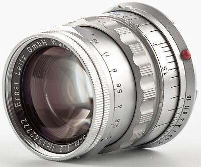Leica M Summicron 5 cm 2 rigid 11818 / SOSIC SHP 59305