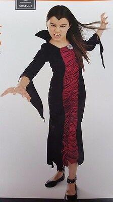 Kostüm VAMPIR  USA 104-110-116  VAMPIRE Mädchen Karneval Fasching  Horror girl (Kleine Mädchen Vampir Kostüme)