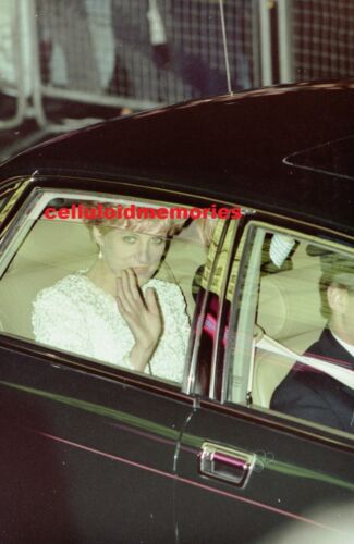 Original 35mm Negative Hook Premiere 1985 Princess Diana of Wales