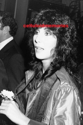 Original 35mm Negative Cher 1978 VINTAGE # 2