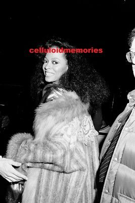 Original Vintage 35mm Negative Diana Ross American Music Awards 1-16-84 # 2