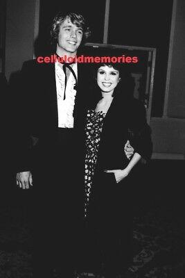Original 35mm Negative Marie Osmond & John Schneider Golden Globe Awards 1-30-82