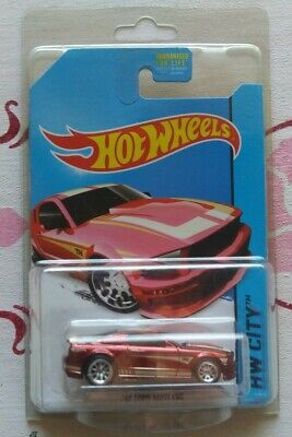 Hot Wheels Super Treasure Hunt 07 Ford Mustang