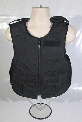 "Metropolitan Police Body Armour Stab Vest / Ballistic Bulletproof Security 36"""