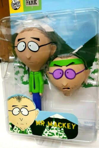 South Park  Mr. Mackey action figure - New In Box