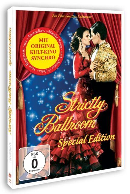 Strictly Ballroom - Special Edition (Baz Luhrmann) DVD NEU + OVP!