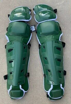 1 Pr Marucci MCGLGM2-Y Mark 2 Catchers Leg Guards Youth Ages 9-12 Various Colors