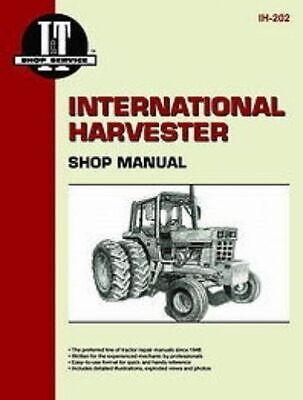 For International It Shop Manual 544 656 666 686 784
