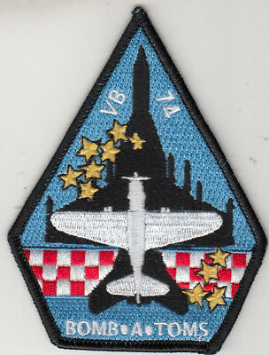 VFA-211 CHECKMATES THROWBACK COFFIN SHOULDER PATCH