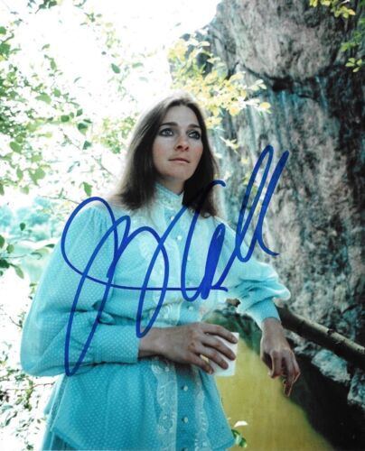 * JUDY COLLINS * signed autographed 8x10 photo * BOTH SIDES, NOW * PROOF * 3