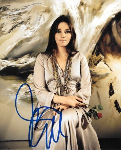 * JUDY COLLINS * signed autographed 8x10 photo * BOTH SIDES, NOW * PROOF * 4