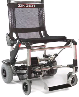 Zinger Powered Electric wheelchair
