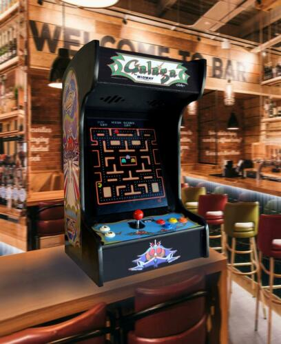 Bartop/ Tabletop Arcade Machine with 60 Classic Games , New