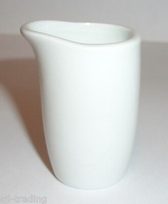 Job Lot 100 Small White Caffe Nero Milk/Cream/Tot Jugs, Ideal for Retail Resale
