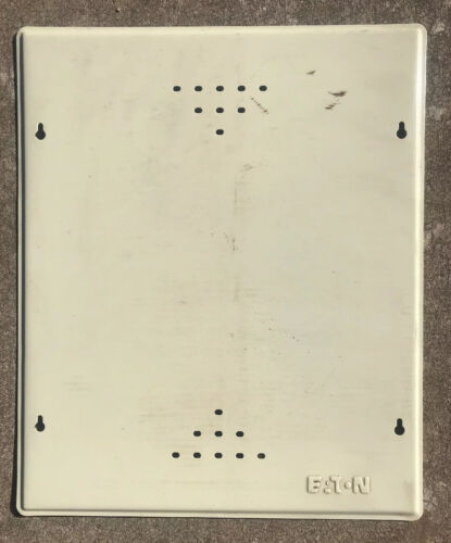 Eaton ESWC1800 Quick Cover Metal -Selling As Is Used Never Installed Minor Rust - $29.13