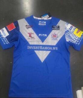 Samoa Rugby League Jersey