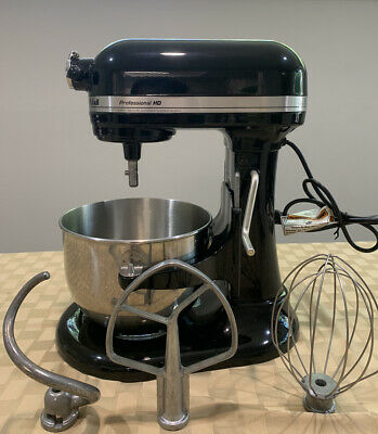 KitchenAid Used Pro 600 Series 6 Quart Bowl-Lift Stand Mixer, 10 speed