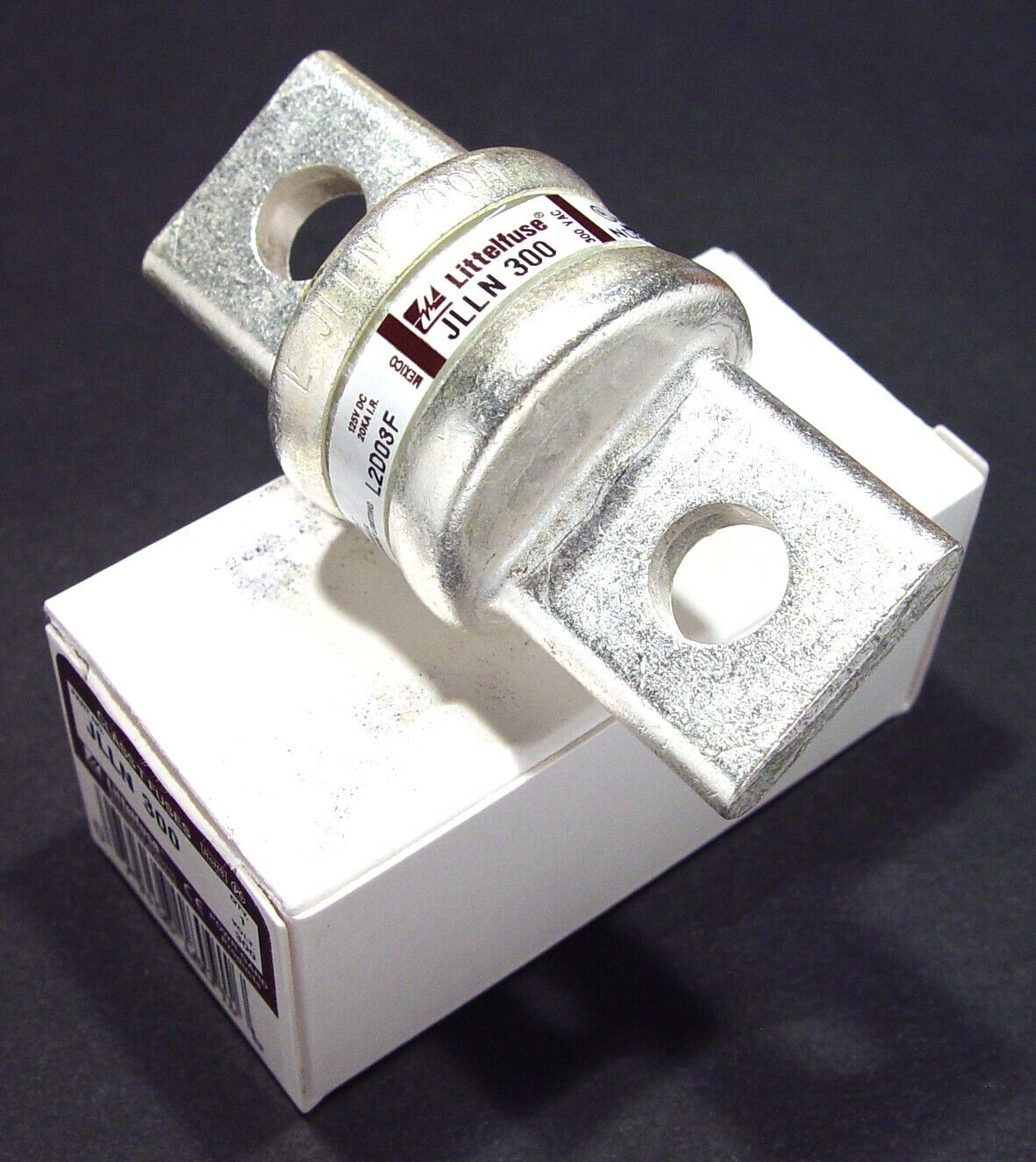 300 Amp Class T Fuse Jlln Littelfuse Dc Rated Boat Rv Or Solar In Box