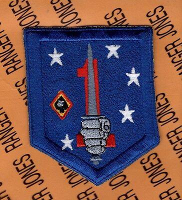 USMC 1st Marine Raider Bn MRB MARSOC Special Operations patch