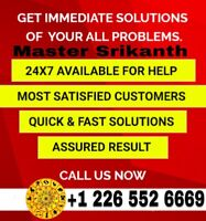 Top No1 Astrologer In Canada Master Srikanth