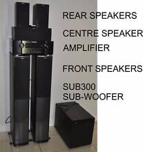Home theatre sound system Mount Pleasant Mackay City Preview