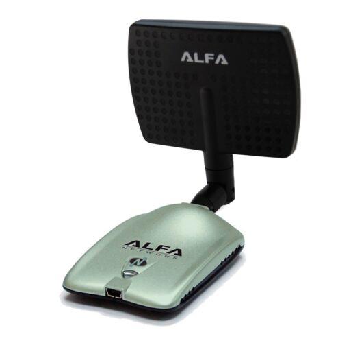 ALFA Awus036nh 2000mw High Gain Usb Wireless G/n Long-ran...