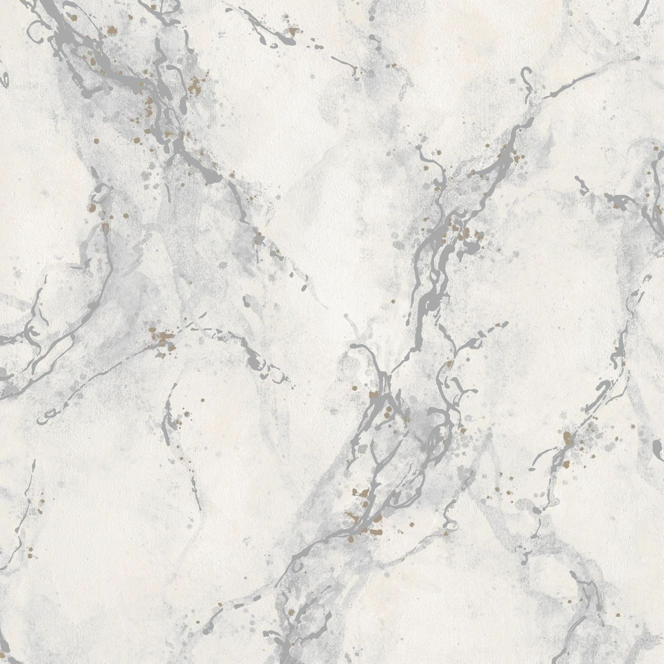 Strata Light Grey Marble Effect Quality Feature Designer