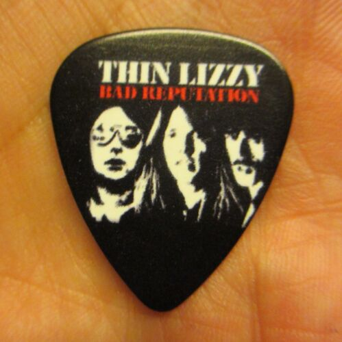 THIN LIZZY Collectors Guitar Pick; Bad Reputation; Classic 70s Phil Lynott LP