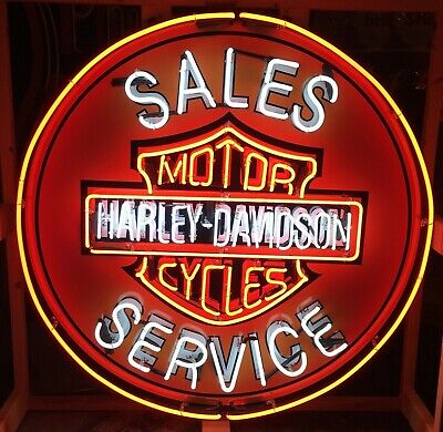 NEON SIGNS / NEON SIGN / NEONS / MOTORCYCLE SIGNS / GARAGE SIGNS FOR MEN