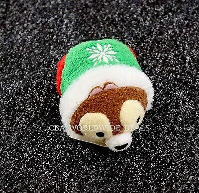 New Disney Store 2016 Christmas Tsum Tsum Advent Calendar Chip Mini Plush