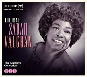 THE REAL SARAH VAUGHAN - NEW CD ALBUM