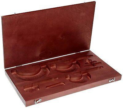 Starrett 936 Wood Case For S436bz Micrometer Sets  In Stock