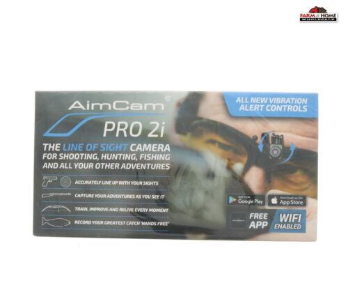 AimCam Pro 2i Black  Camera Glasses ~ NEW