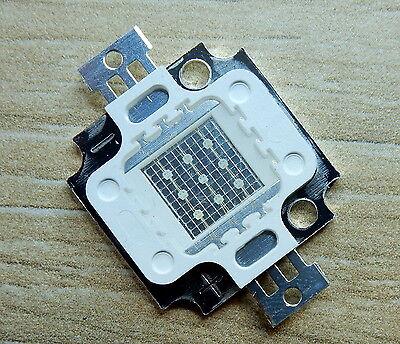 10 W LED CHIP ROYAL BLAU BLUE 445 450 NM 9 12V 32 32 MIL 300 LM COB AQUARIUM