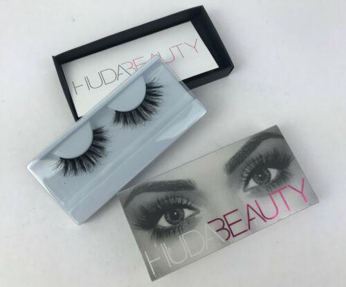Authentic Huda Beauty Classic False Eyelashes Eye Lashes in