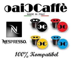 CiaoCaffè 300 Kompatibel KAPSELN NESPRESSO 100% Kaffee Made In Italy 300 Stück.