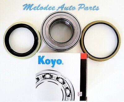 OEM KOYO / NSK Front Wheel Bearing & Seal Set For TACOMA/TUNDRA/4RUNNER/SEQUOIA Front Seal Set