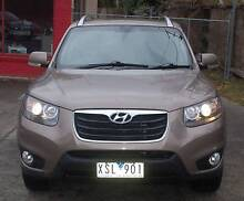 2010 Hyundai Santa Fe Wagon with awesome extras! Belgrave Heights Yarra Ranges Preview