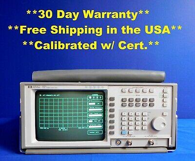 Agilent Hp Keysight 8991a Peak Power Analyzer 40 Ghz W Opt 001