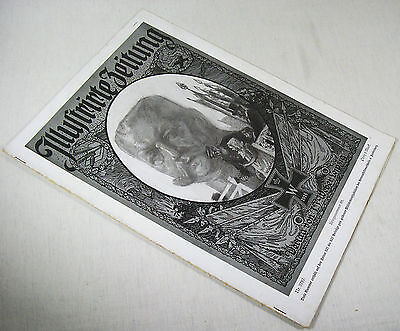 Illustrirte Zeitung - 1. WK - Nr. 3797 - Kriegsnummer 88 - 06. April 1916 /ma